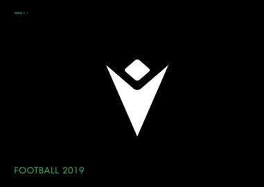Catalogo Macron Football 2019